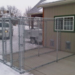 A Backyard Kennel: Home Sweet Home